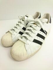 SUPER STAR 80S/スーパースター/28.5cm/ホワイト/白/ブラック/黒/G61070