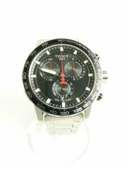 腕時計/アナログ/ステンレス/ブラック/黒/シルバー/Supersport Chrono