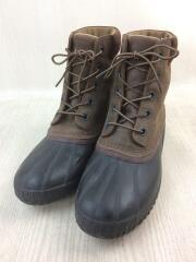 NM2575-259/ブーツ/27.5cm/ブラウン