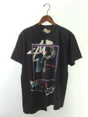 Tシャツ/--/コットン/BLK/ブラック/黒/リメイク/再構築/composition