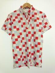 ポロシャツ/M/コットン/マルチカラー/チェック