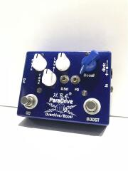 ParaDrive ParaDrive/エフェクター/オーバードライブ/DC9V-/BLU/本体のみ