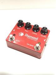 Fire Burst Diamond Guitar Pedals/Fire Burst/ファズ/DC9V-/RED/本体のみ