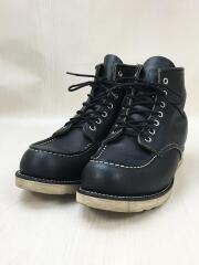 ブーツ/28cm/BLK/レザー/アイリッシュセッター/9075