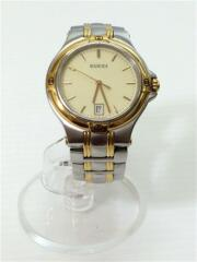 クォーツ腕時計/9040M/10701250/アナログ/ステンレス/グッチ