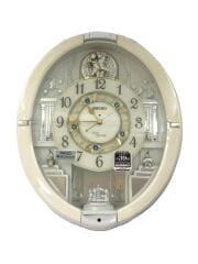 時計/電波時計/掛け時計/WHT/RE576A