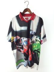 2020ss/Racing Soccer Jersey/ポロシャツ/XL/ポリエステル/マルチカラー