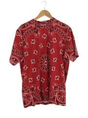 2021ss/Tシャツ/L/コットン/レッド/Small Box Tee/レッドバンダナ/シュプリーム