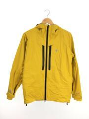 マウンテンパーカ/S/ナイロン/YLW/Dark Volt Dry Stain Jacket/oe8755
