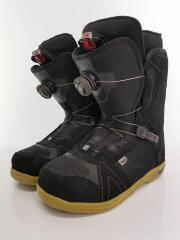 TSCHA スノーボードブーツ/26.5cm/BOA/BLK/TSCHA