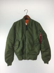 MA-1 TIGHT JAPAN SPEC/MA-1/フライトジャケット/M/ナイロン/カーキ/20004-203/