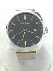 Paul Smith/1116-T020640/クローズドアイズ/クォーツ腕時計/アナログ/カジュアル