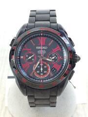 スターウォーズコラボ/800本限定/ソーラー腕時計/アナログ/--/NVY/BLK/8B82-0AK