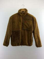 フリースジャケット/JAPAN M/ポリエステル/ブラウン/AD198-0001/ボア