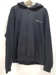 パーカー/XL/コットン/BLK