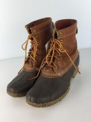 エルエルビーン/ブーツ/レースアップ/Bean Boots/503156/UK8/BRW/ラバー/メンズ