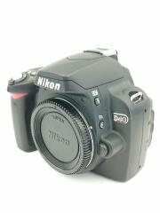 デジタル一眼カメラ D40 レンズキット