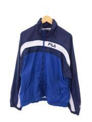 90S/ナイロンジャケット/XL/ナイロン/BLU/ブルー