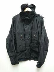 Packaway Hood Funnel-neck Jacket/ナイロンジャケット/50/ブラック/4062165