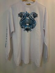 NOT FOR SALE/長袖Tシャツ/L/コットン/ホワイト