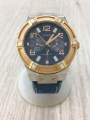 クォーツ腕時計/アナログ/--/IDG/IDG