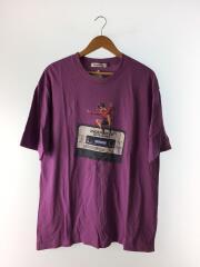 20SS/CASSETTE BOY/Tシャツ/5/コットン/PUP/無地