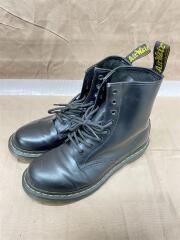 ブーツ/US9/ブラック/レザー