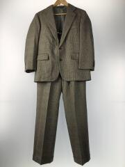 スーツ/AB4/ウール/グレー/グレンチェック