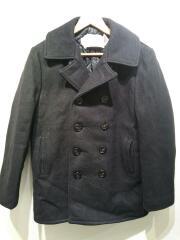 ショット/740N/ピーコート/40/ウール/NVY/us740n pea jacket