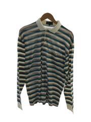 ポロシャツ/XL/コットン/イタリア/