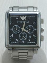電池交換済/AR5331/クロノグラグ/クォーツ腕時計/アナログ