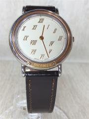 クォーツ腕時計/アナログ/--/CRM