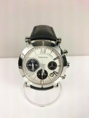 自動巻腕時計/--/レザー/WHT