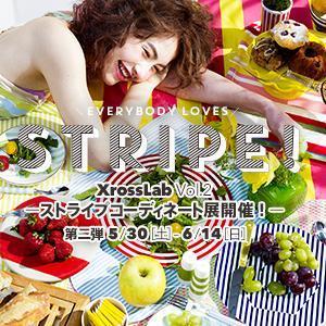 【3店舗限定】 ストライプコーディネート展 第2弾!